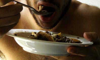 wzmożony apetyt