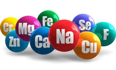 Niedobór składników mineralnych